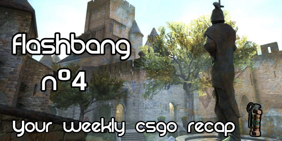 Flashbang #4 The Post-Major Week