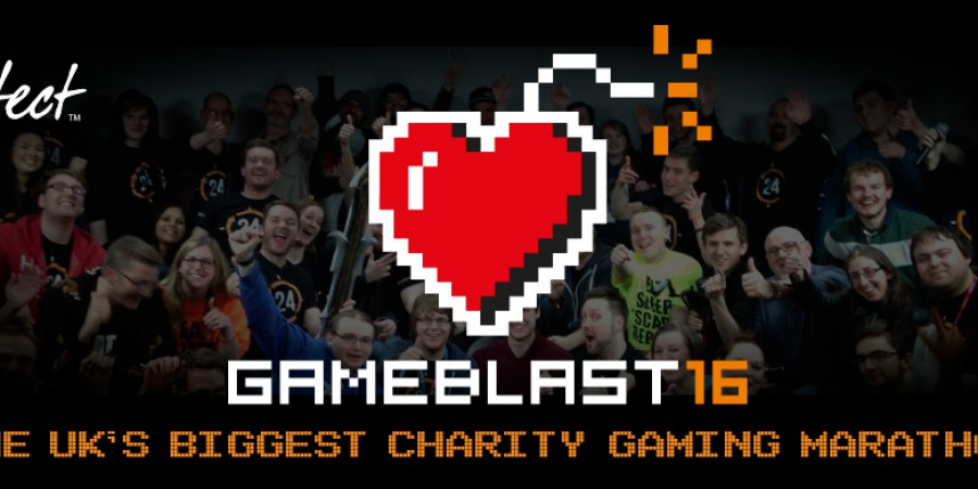 SpecialEffect announce GameBlast16, the UK's biggest charity gaming weekend