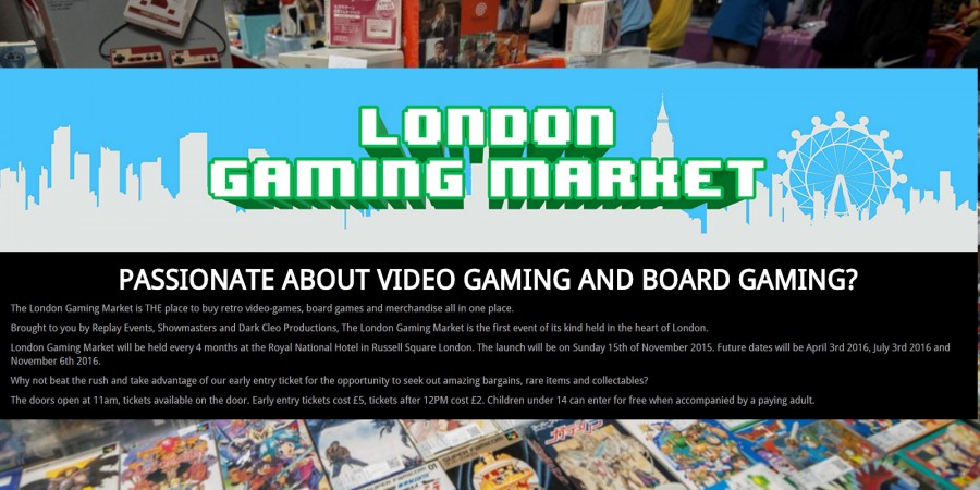 Hunt Down The Greatest And Rarest Gaming Meorabilia Right In The Heart Of London