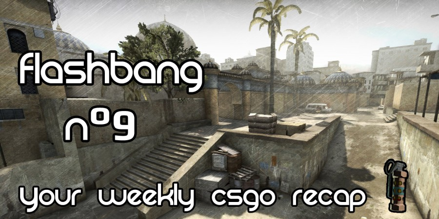 Flashbang #9 – Cowboys and Fnatic On Top
