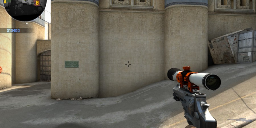 New CSGO Update Doesn't Fix The R8 Issue