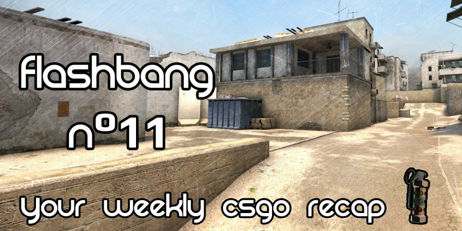 Flashbang #11 – Titan's Disband, Fnatic's Trophy And ESL's New Rules