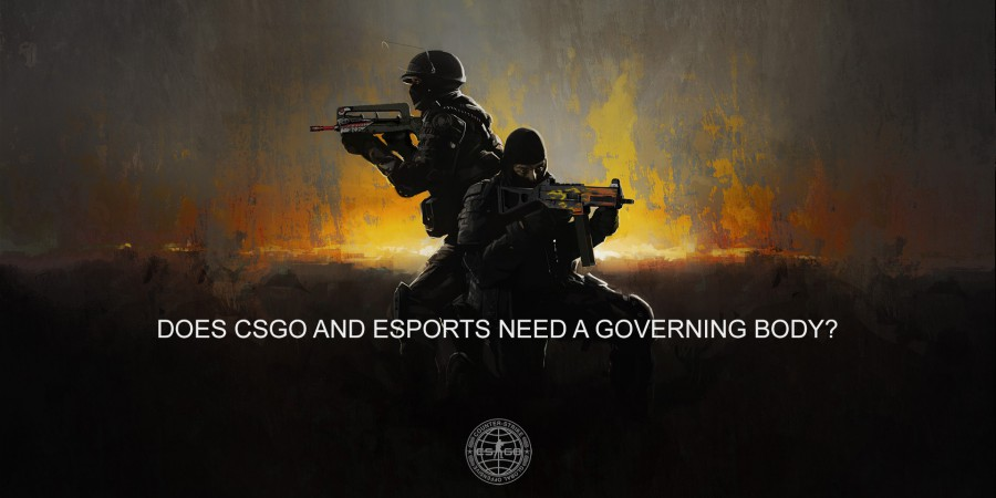 Does CSGO And Esports Need A Governing Body?