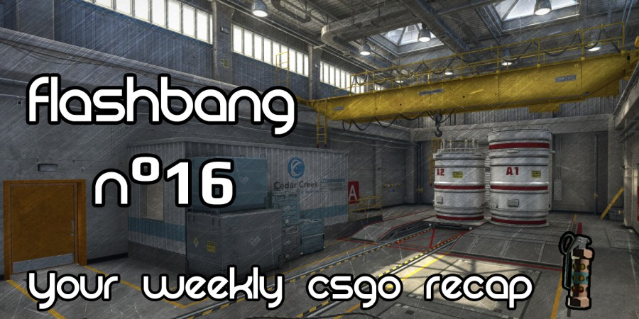Flashbang #16– Operation Wildfire and Fnatic Win Again