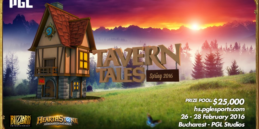 The PGL Tavern Tales are returning to Bucharest