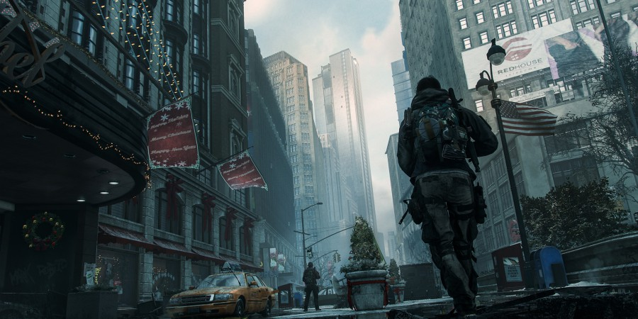 Latest UK Gaming Charts – The Division Still Top But Changes In 2nd & 3rd