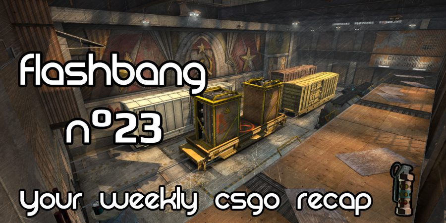 Flashbang #23 – 1vs1 Tournament, LDLC and Map Pool Changes