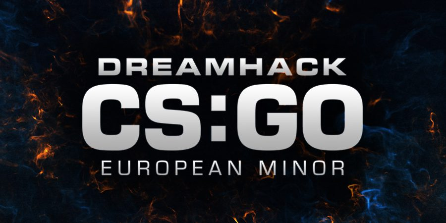DreamHack European Minor Closed Qualifier Invites