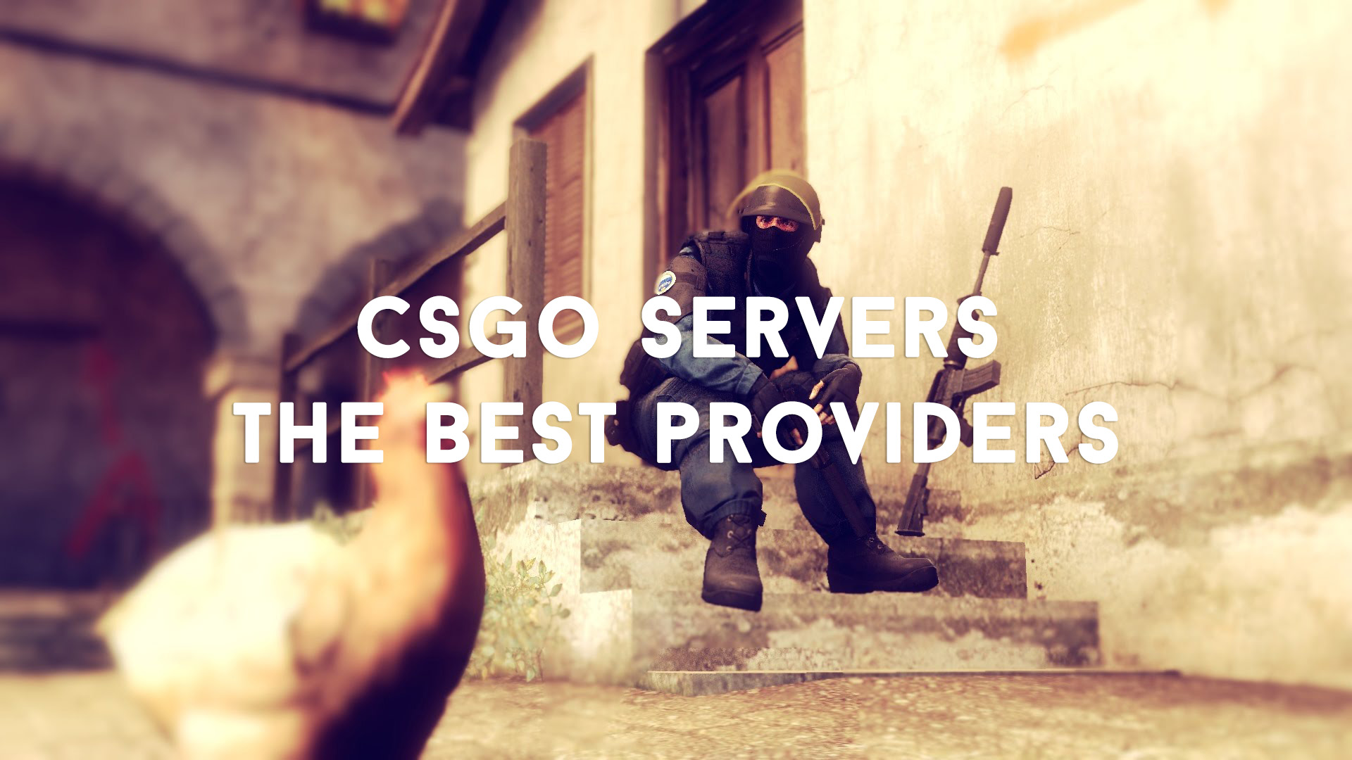 CSGO Servers - The Best Providers