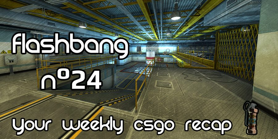 Flashbang #24 – Gfinity, Fnatic and Dreamhack Minor
