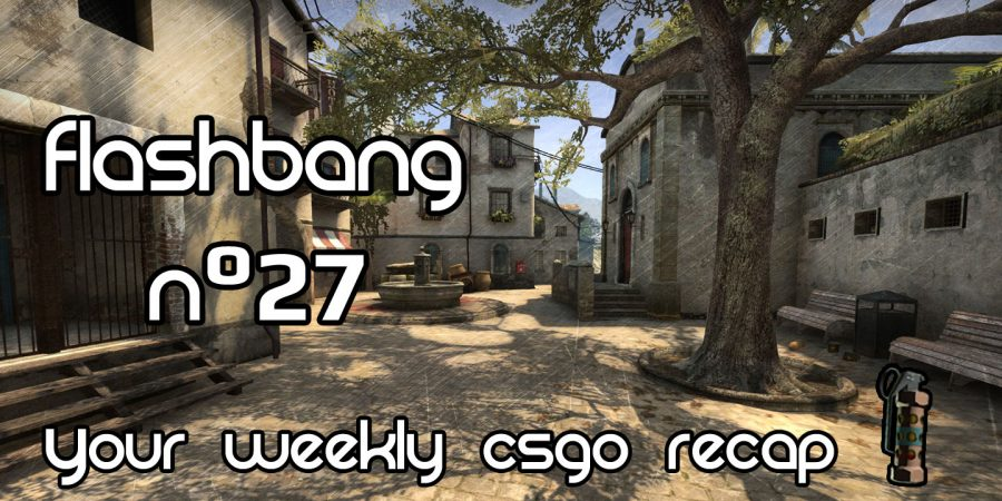 Flashbang #27 – E-League, WESA and Drama