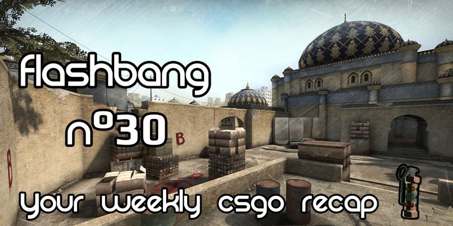 Flashbang #30 – ECS Champions, ESL One Cologne and SK Gaming