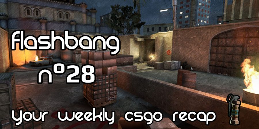 Flashbang #28 – Maniac, E-league and Update