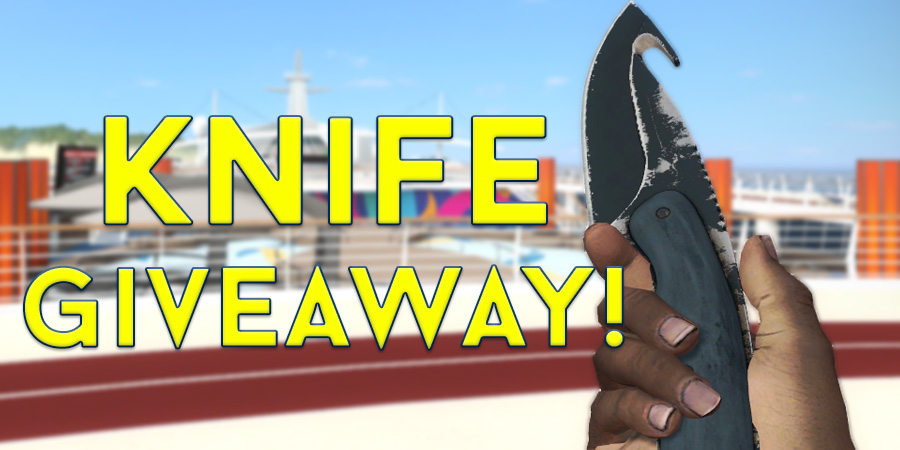 csgo knife giveaway bc gb