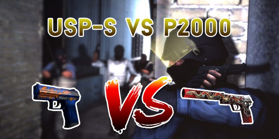 USP-S Pistol vs. P2000 Pistol – Which Should You Use?