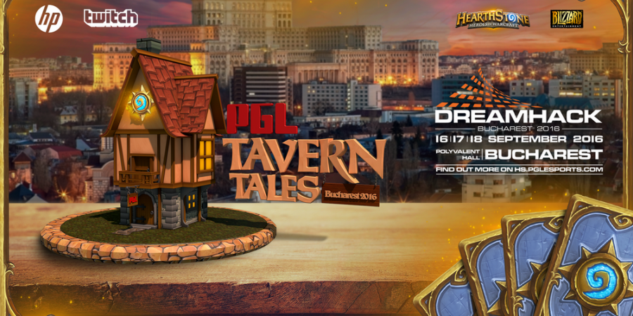 PGL Tavern Tales returns to DreamHack Bucharest 2016