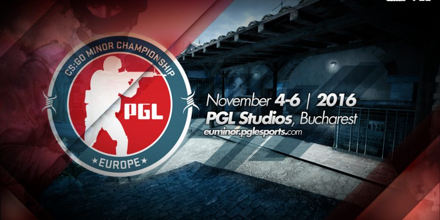CS:GO Minor Championship: EUROPE set to return to the PGL Studios in November