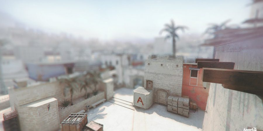 12 CSGO Map Wallpapers