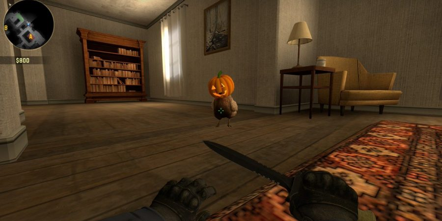Twitter Reacts To CSGO Halloween Update