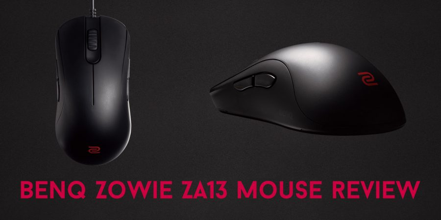 BenQ ZOWIE ZA13 Mouse Review