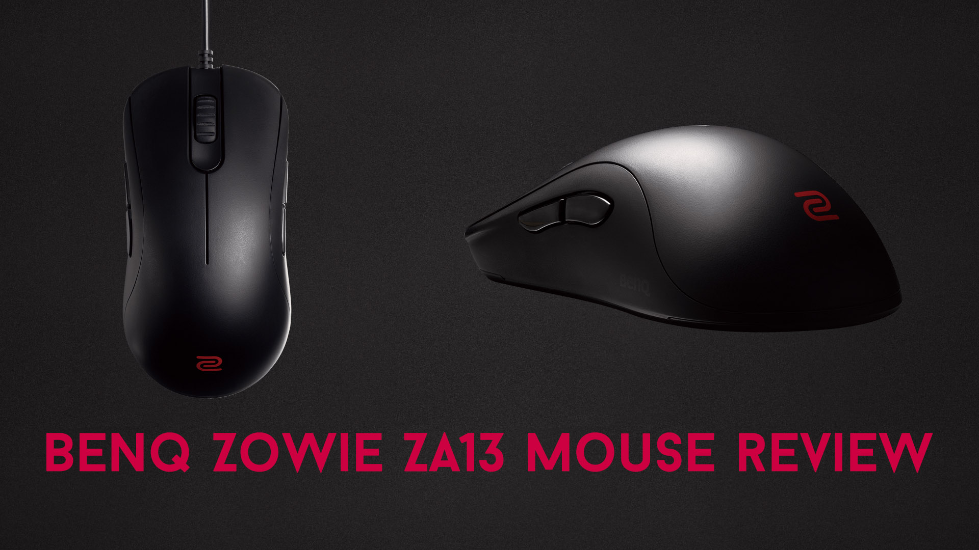 Zowie ZA13 Mouse Review