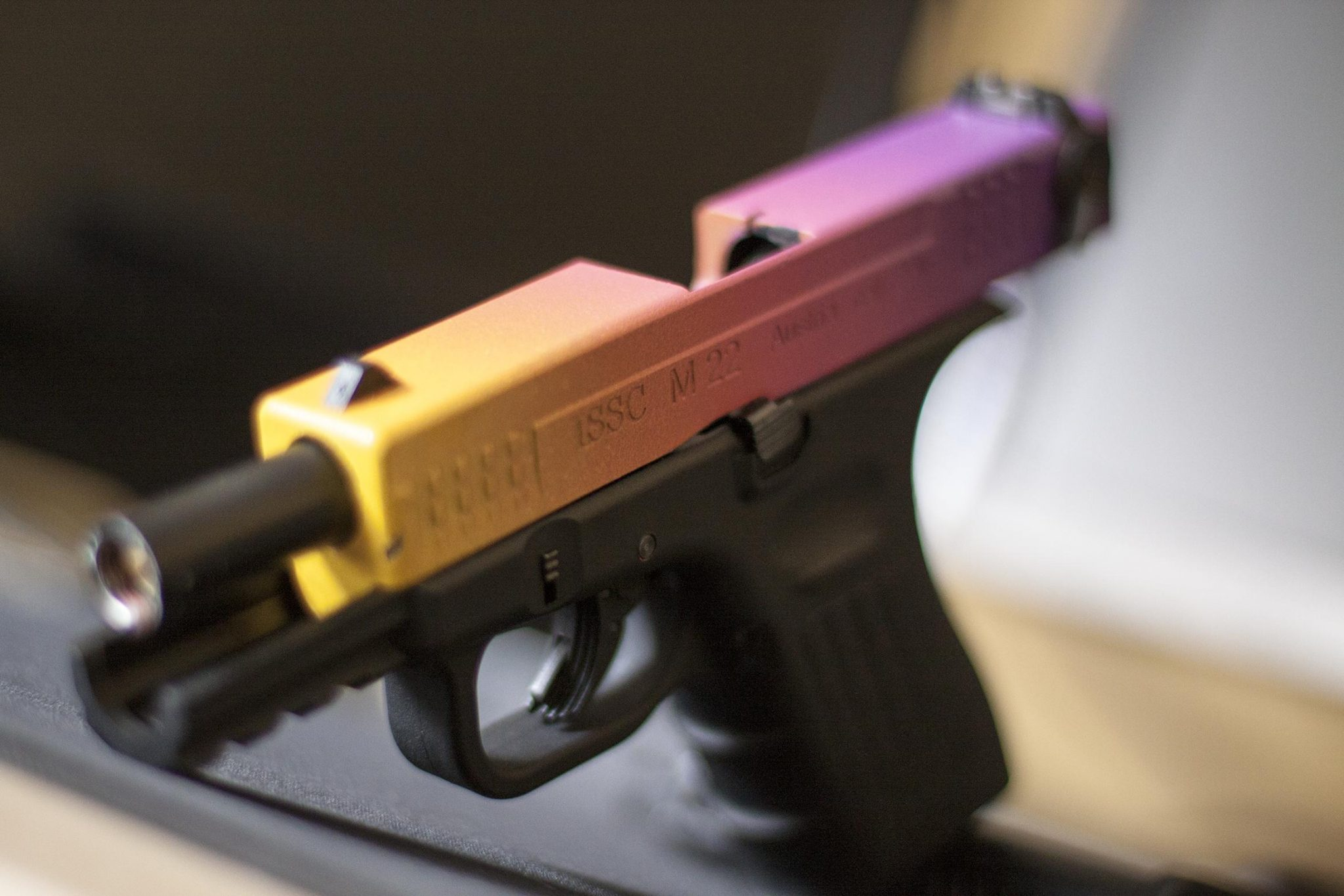 7 Cool Airsoft Guns Painted To Look Like Csgo Bc Gb Air Soft Gun A Few Creative People Have Turned Their Into Real Life Skins And Here Are Our Favourites