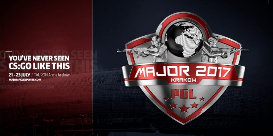 Next CSGO Major Hosted By PGL In Krakow