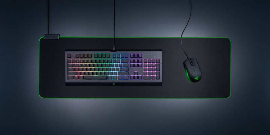 LEDs Everywhere! The Razer Goliathus Soft Mouse Mat Is Now Powered By Razer Chroma