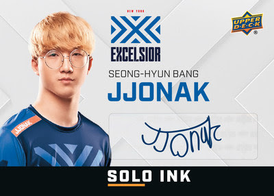 First-Ever Overwatch League Trading Cards Available Today