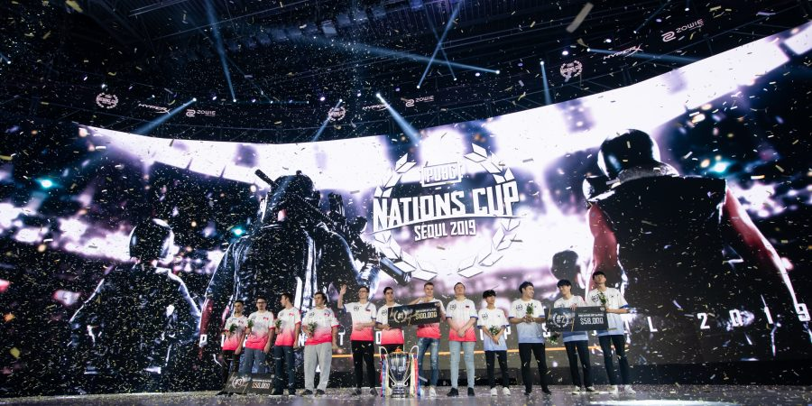 Russia Reigns Supreme At PUBG Nations Cup 2019 In Seoul, South Korea