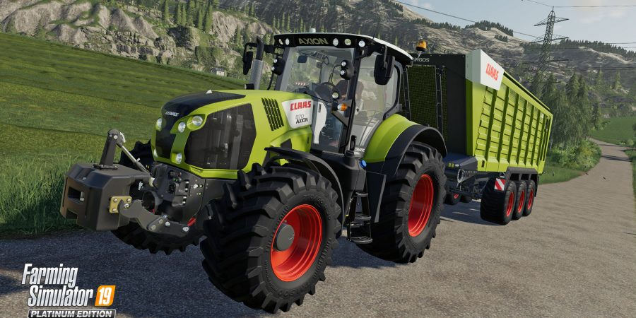 The Farming Simulator League lands at Paris Games Week with a €12,000 prize pool for its 6th tournament