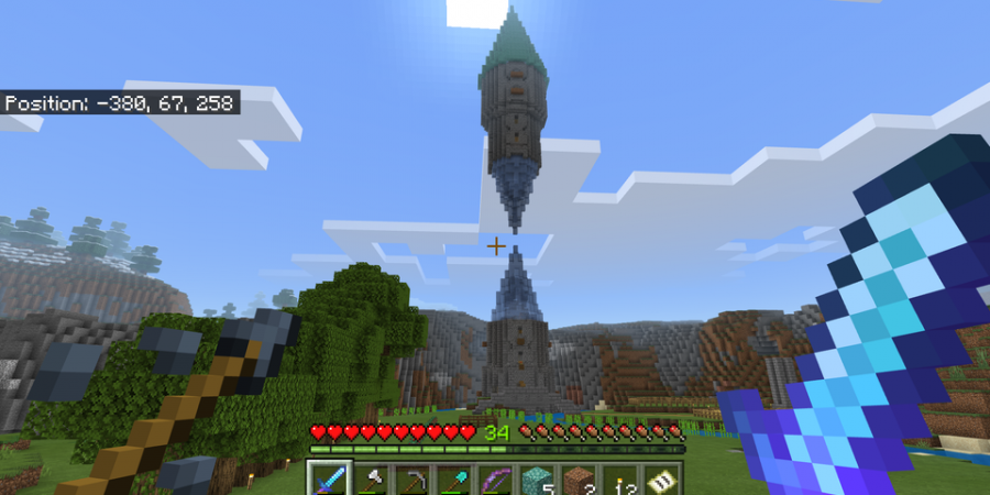 12 Amazing Minecraft Towers