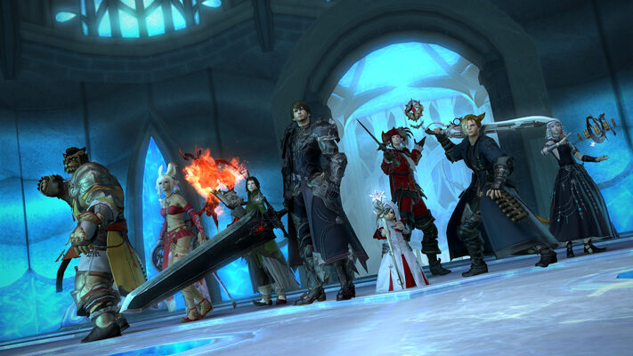 Play Final Fantasy XIV free for eight days