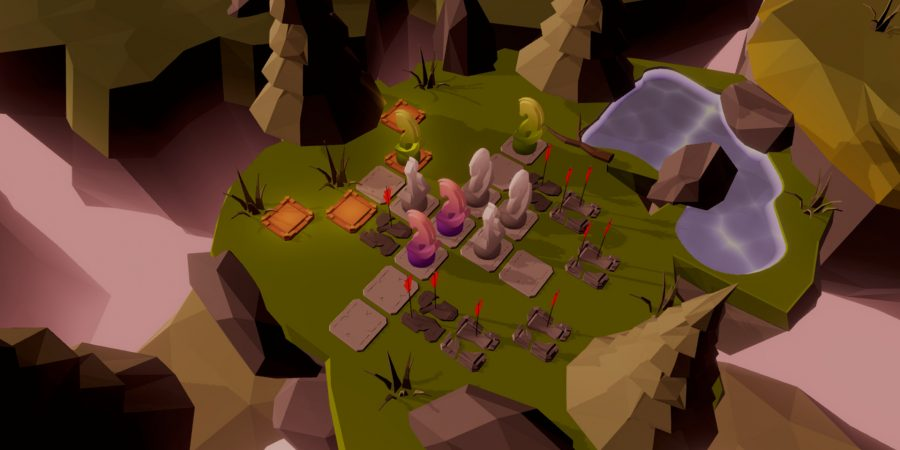 """Great bargain with """"Knights Retreat"""": A cool puzzle game for 0.55 €"""
