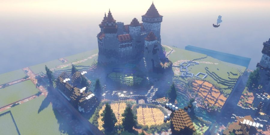 9 Awesome Minecraft Medieval Buildings That You Can Make In Your World